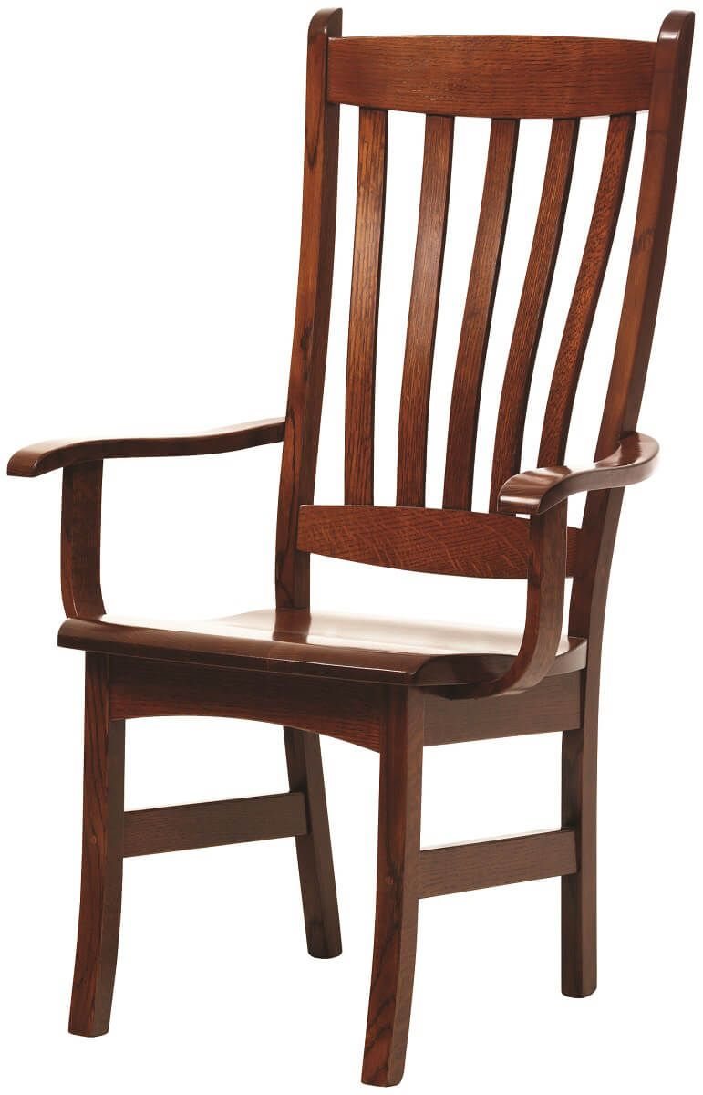 Katy Trail Dining Arm Chair