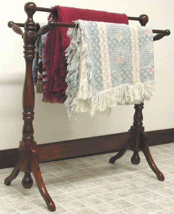 Belle Haven Amish Quilt Rack
