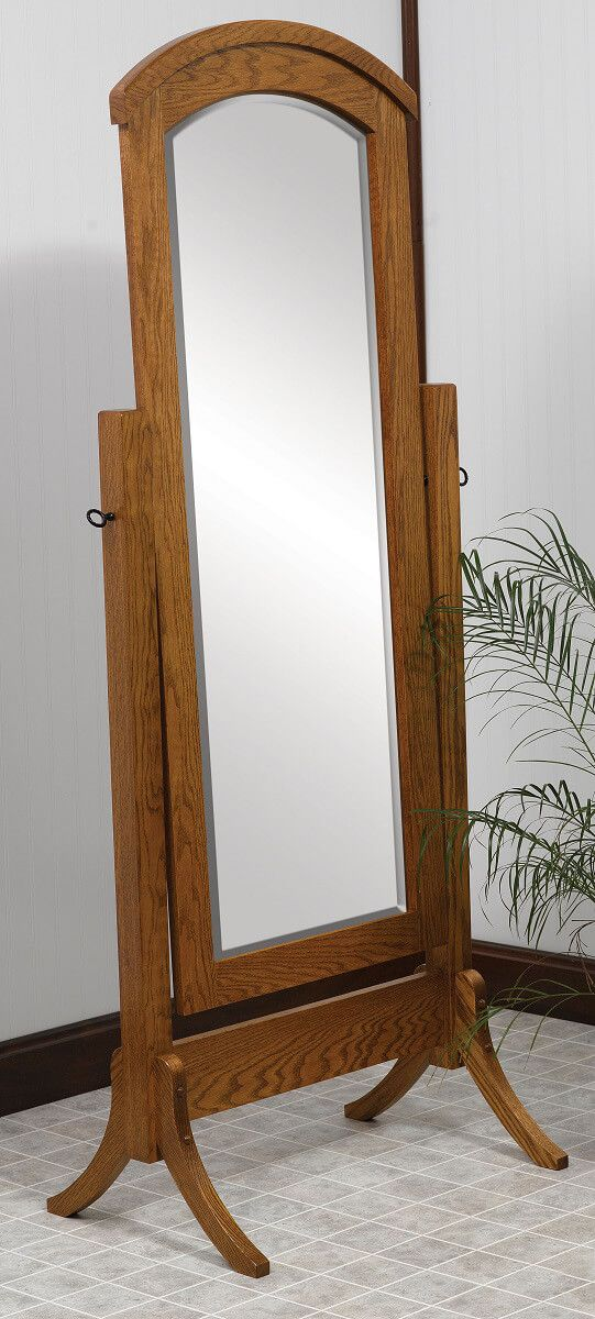 Cleo Cheval Mirror
