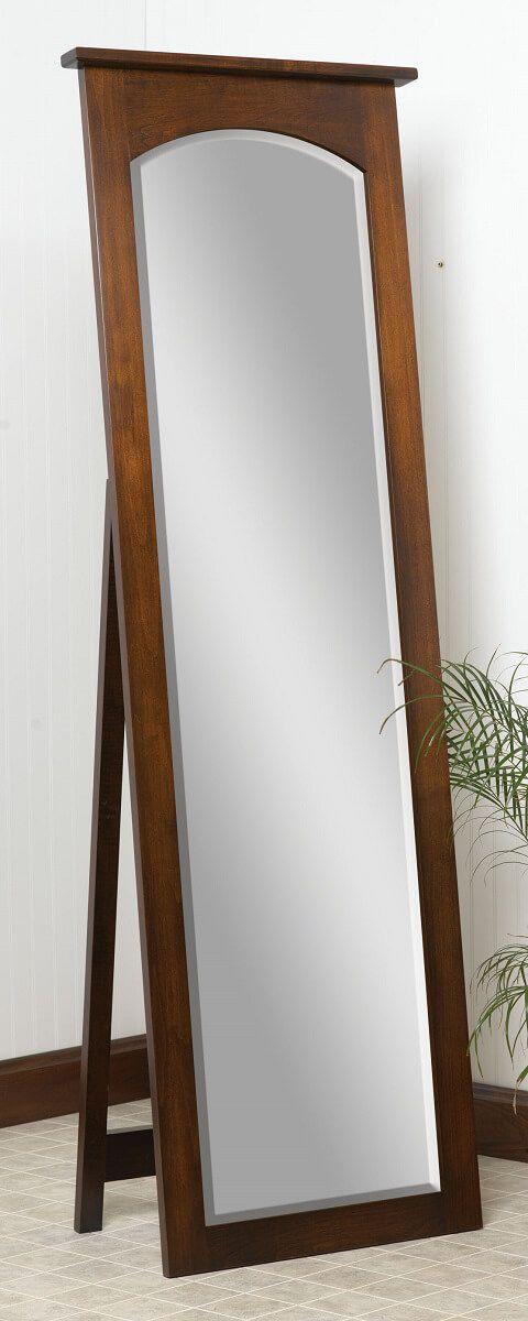 Haider Floor Mirror