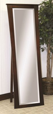 Rowan Stand Up Beveled Mirror Countryside Amish Furniture