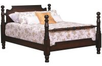 Antoinette Cannonball Bed