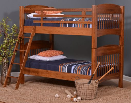 Cyrus Twin Bunk Bed