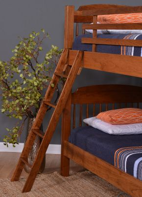 Removable Wooden Ladder