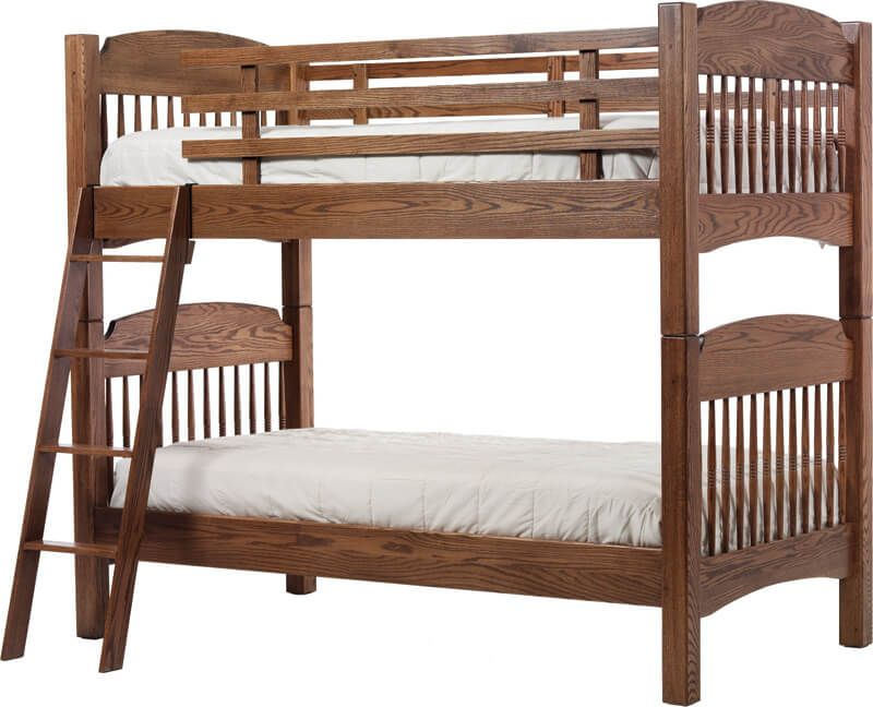 Cyrus Solid Wood Bunk Bed