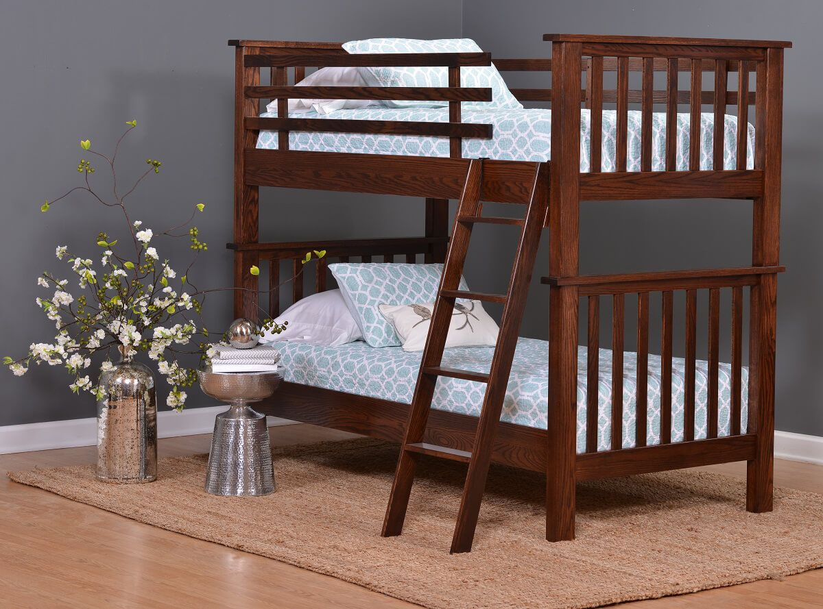 Misha Twin Kid's Bunk Bed