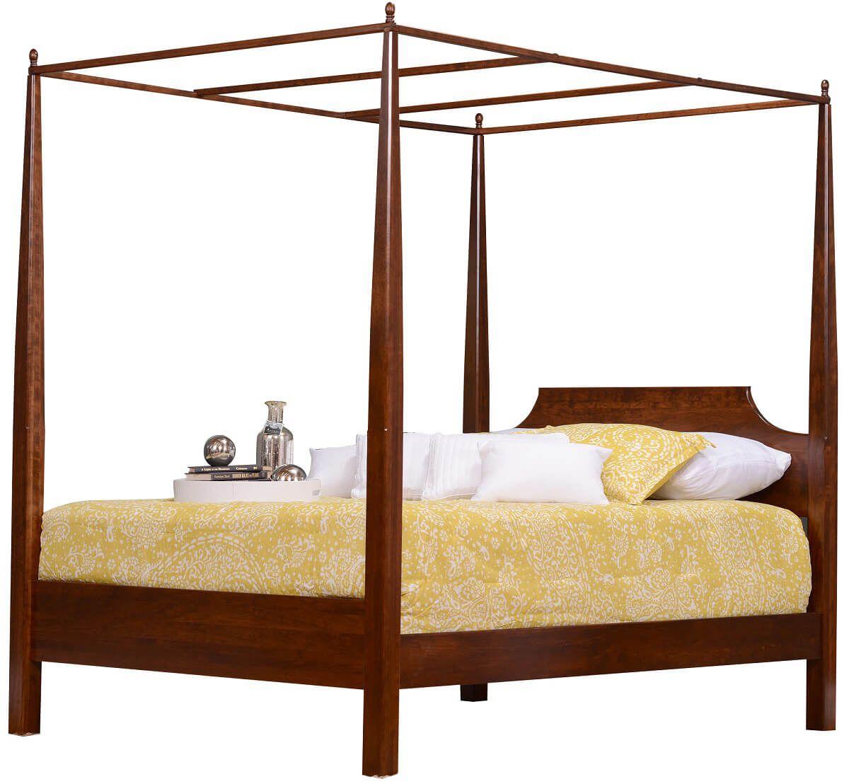 Sadie Pencil Post Bed