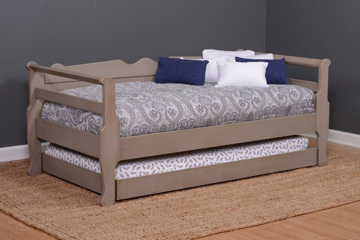 Amish Trundle Bed