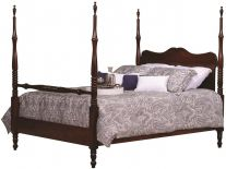 Warsaw Four Poster Bed