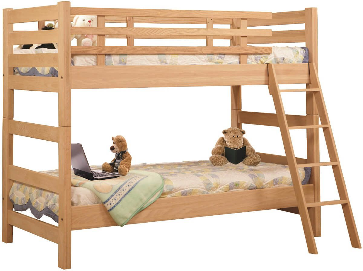 Wes Twin Bunk Bed