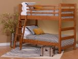 Oak Hardwood Bunk Beds