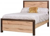 Atmore Panel Bed