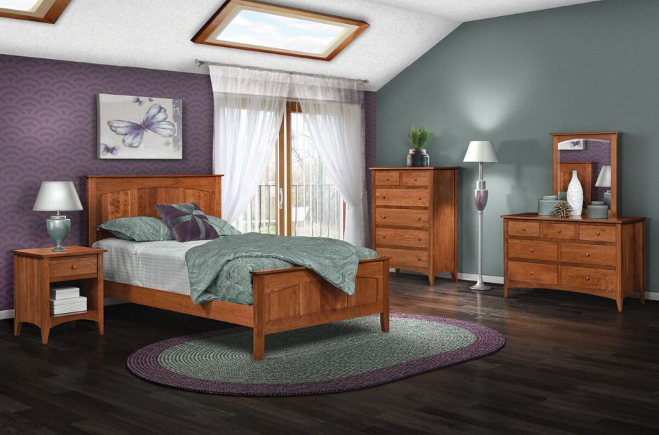 Bethel Springs Bedroom Set image 1