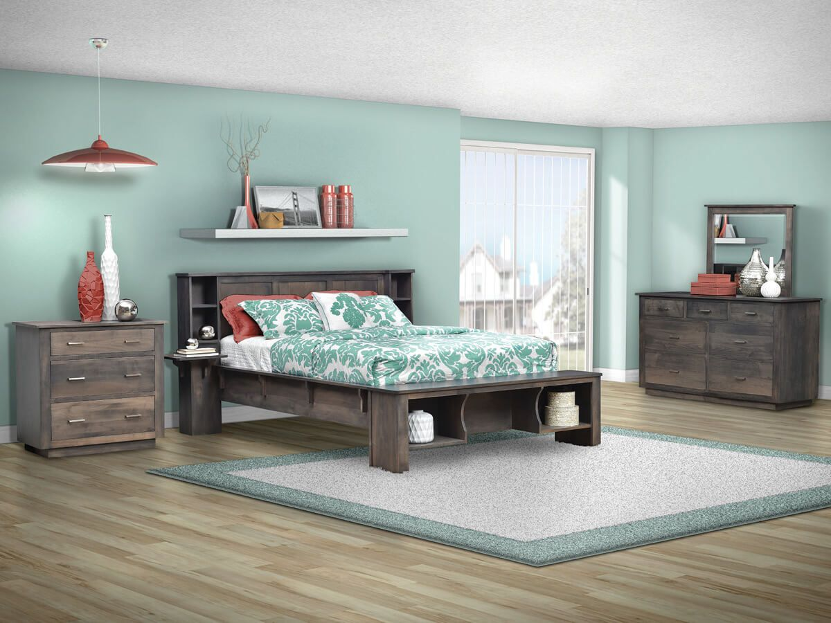 Celina Modern Bedroom Furniture