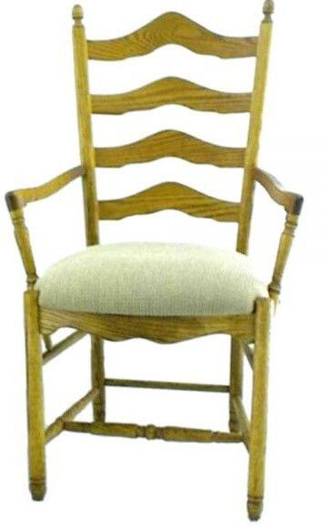 Fairfield Acres Ladder Arm Chair