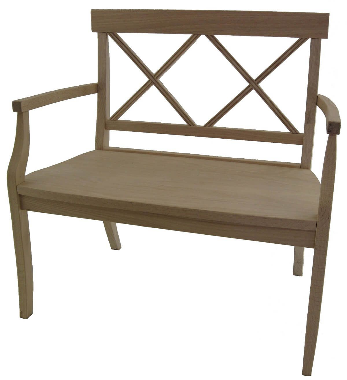 Libretto Amish Made Modern Arm Bench