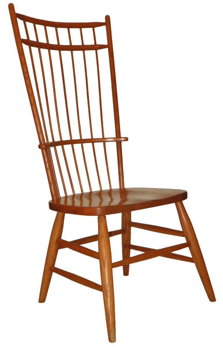 Peacock Alley Cage Back Dining Side Chairs