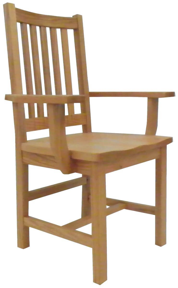 San Ramon Mission Kitchen Arm Chair