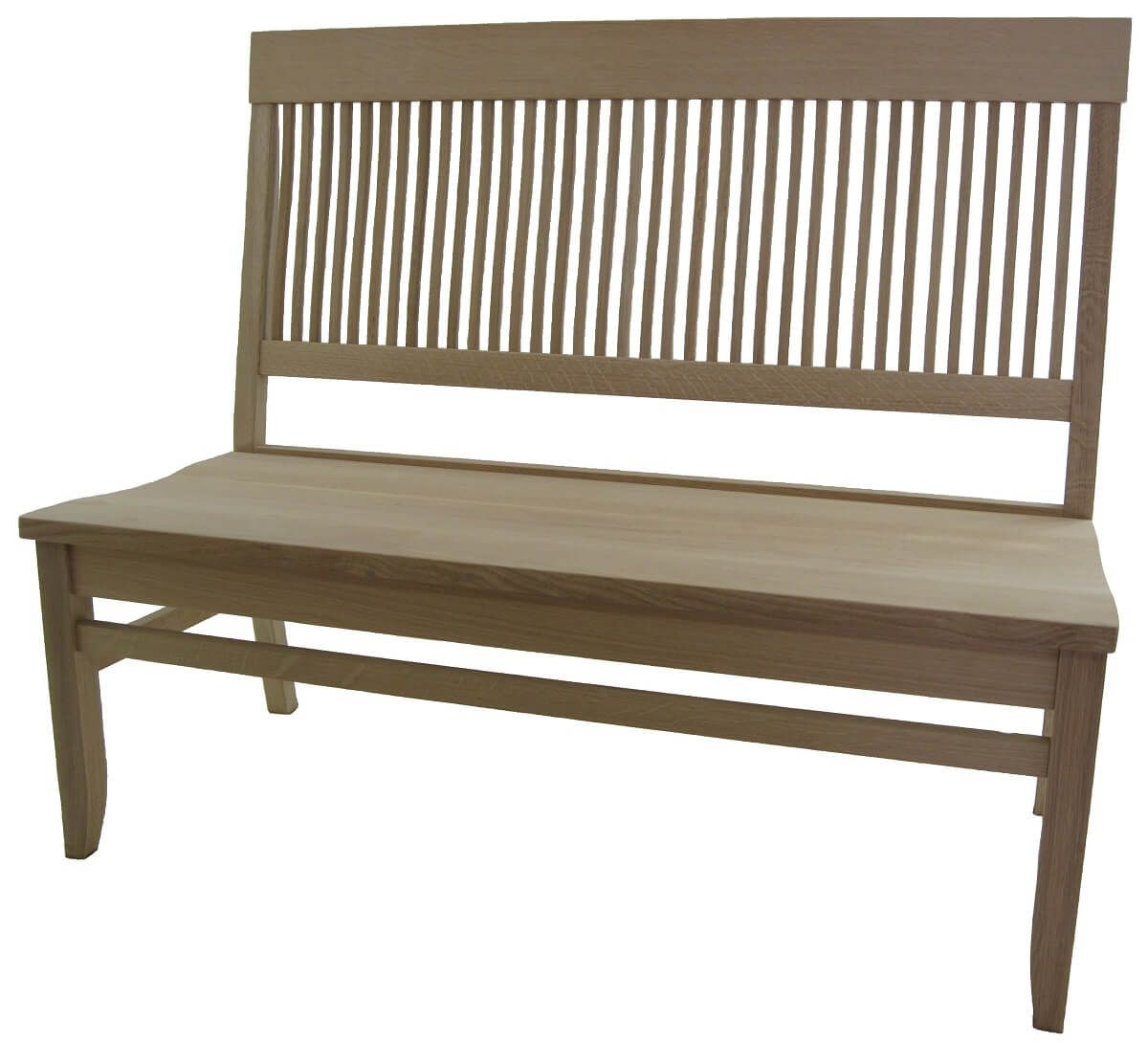 Willis Wooden Amish Sitting Bench Countryside Amish