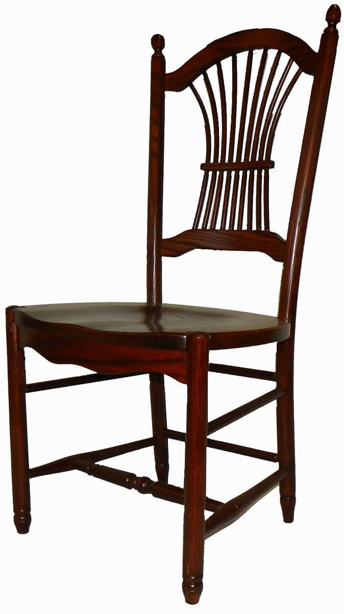 Willow Sheaf Back Dining Side Chair