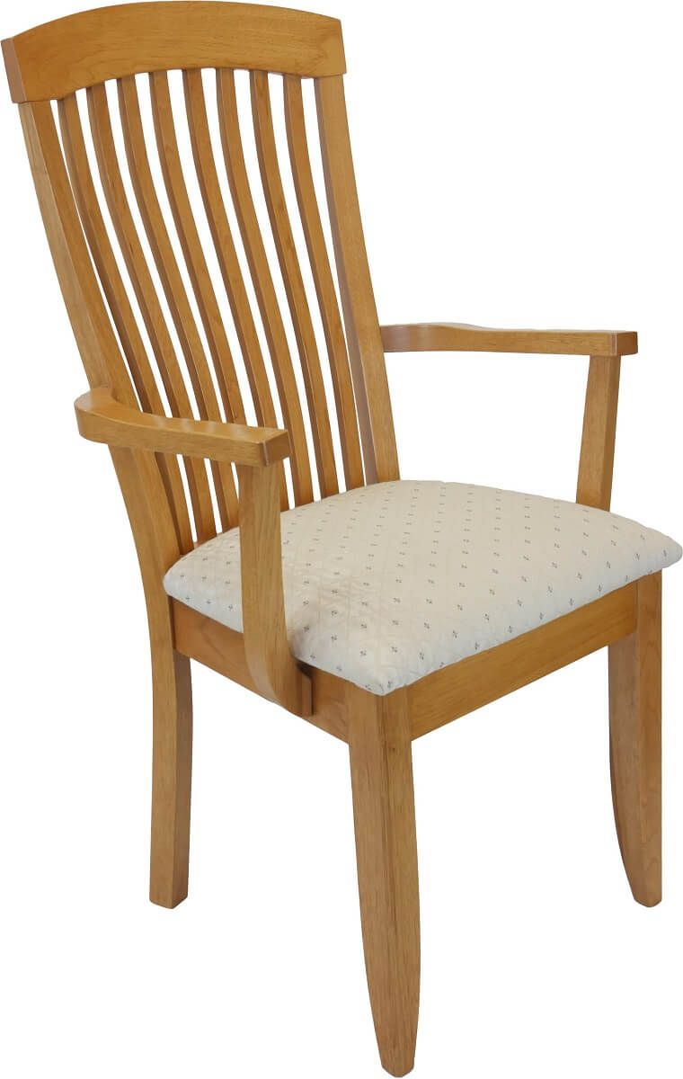 Freehand Shaker Arm Chair