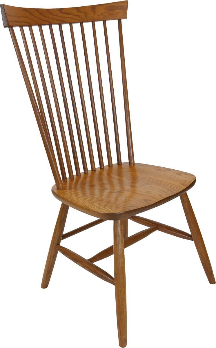 Humboldt Straight Back Dining Side Chair
