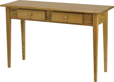 Dodson Sofa Table With Drawers