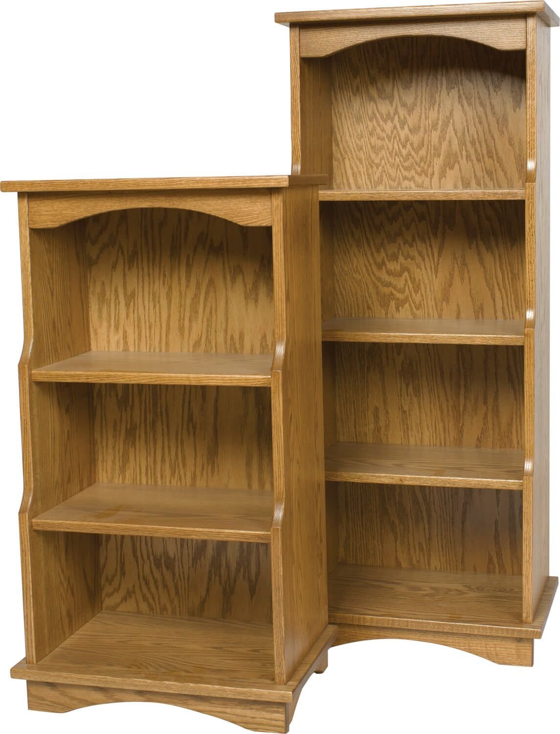 Hunley Amish Bookcases
