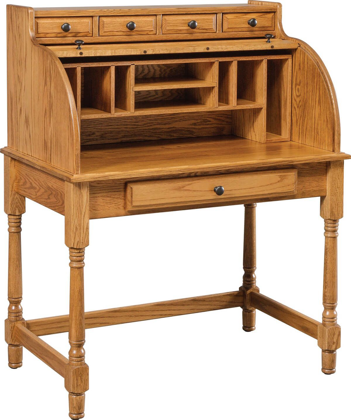 Playwright's Roll Top Desk