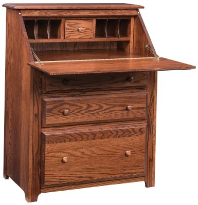 Amish Made Home Desk