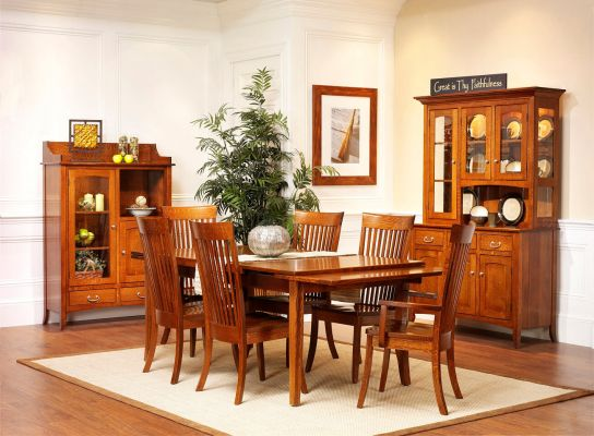 Shaker Styled Amish Furniture