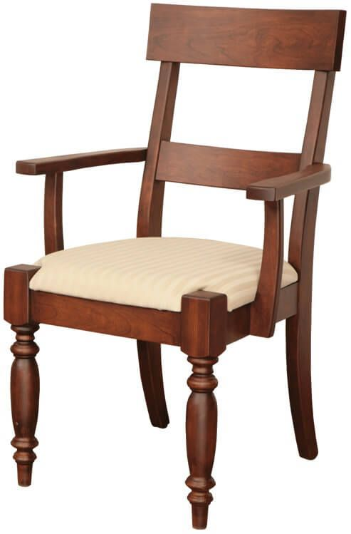 Side or arm chair available