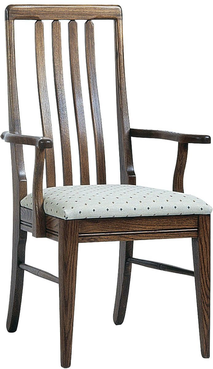 French Ferme Dining Arm Chair