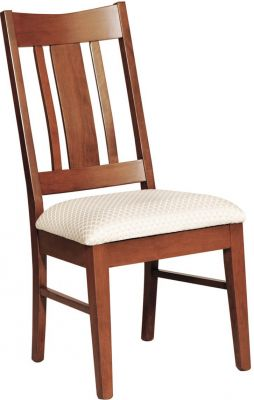 Cherry Amish Made Kitchen Chair