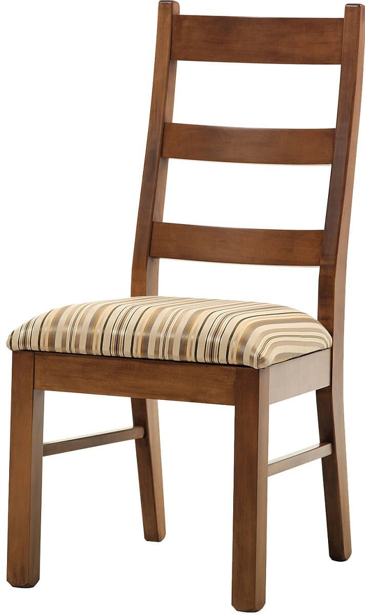 Handmade Ladder Back Dining Chair