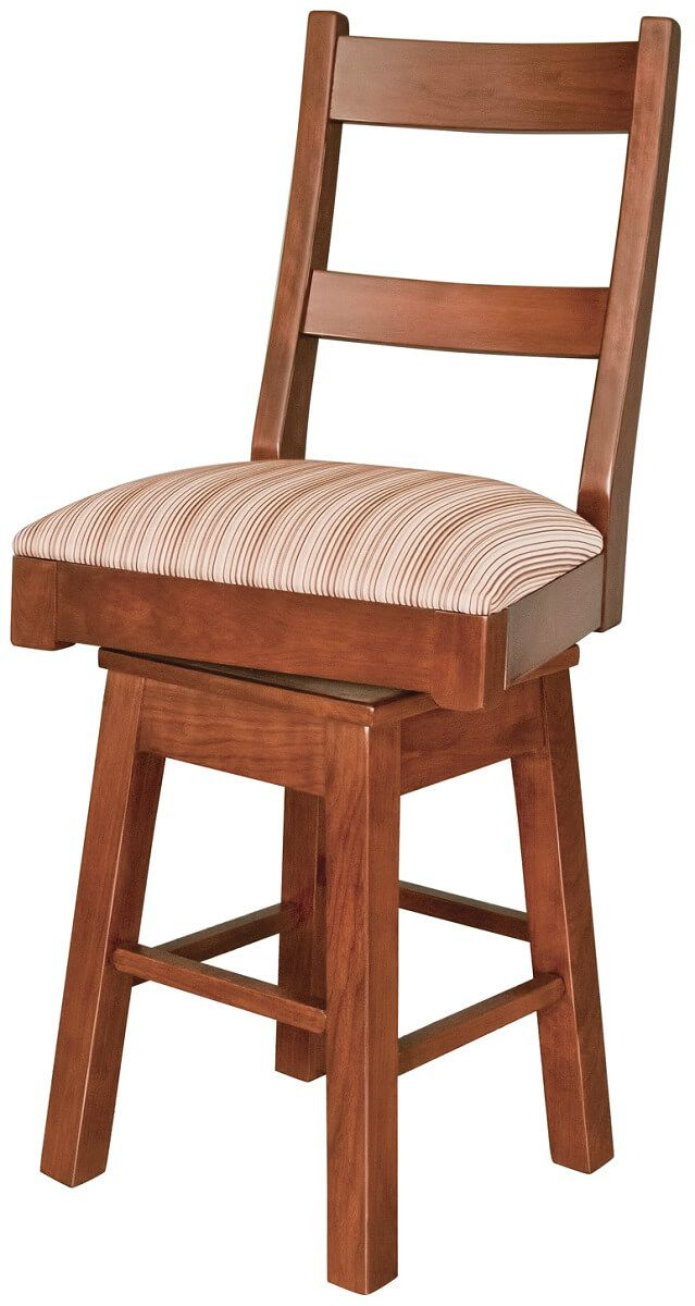 Manor Hall Swivel Pub Chair