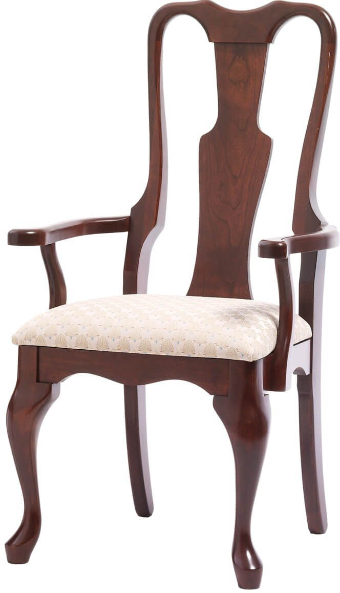New London Arm Chair in Cherry