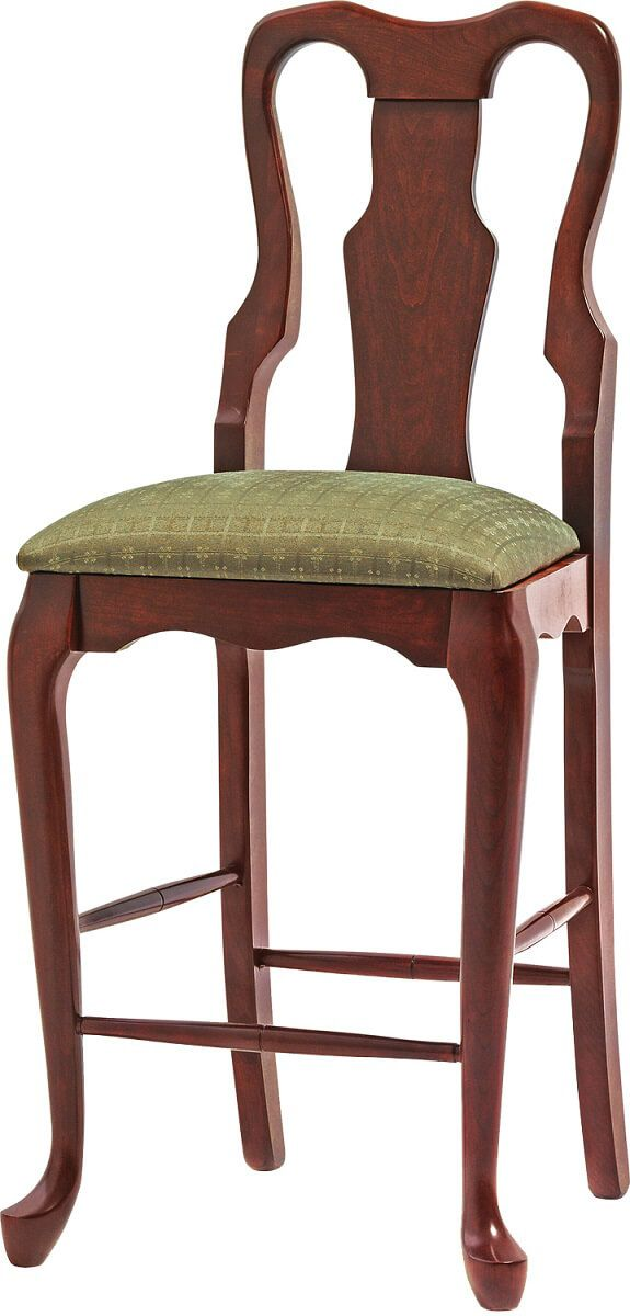 New London Bar Chair in Cherry