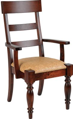 Overland High Back Dining Chair