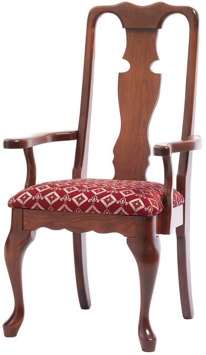 Queen Victoria Arm Dining Chair