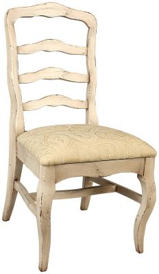 Westminster Dining Chair with fabric seat