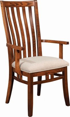 East River Dining Arm Chair