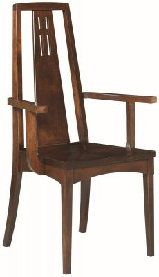 Craftsman Dining Arm Chair
