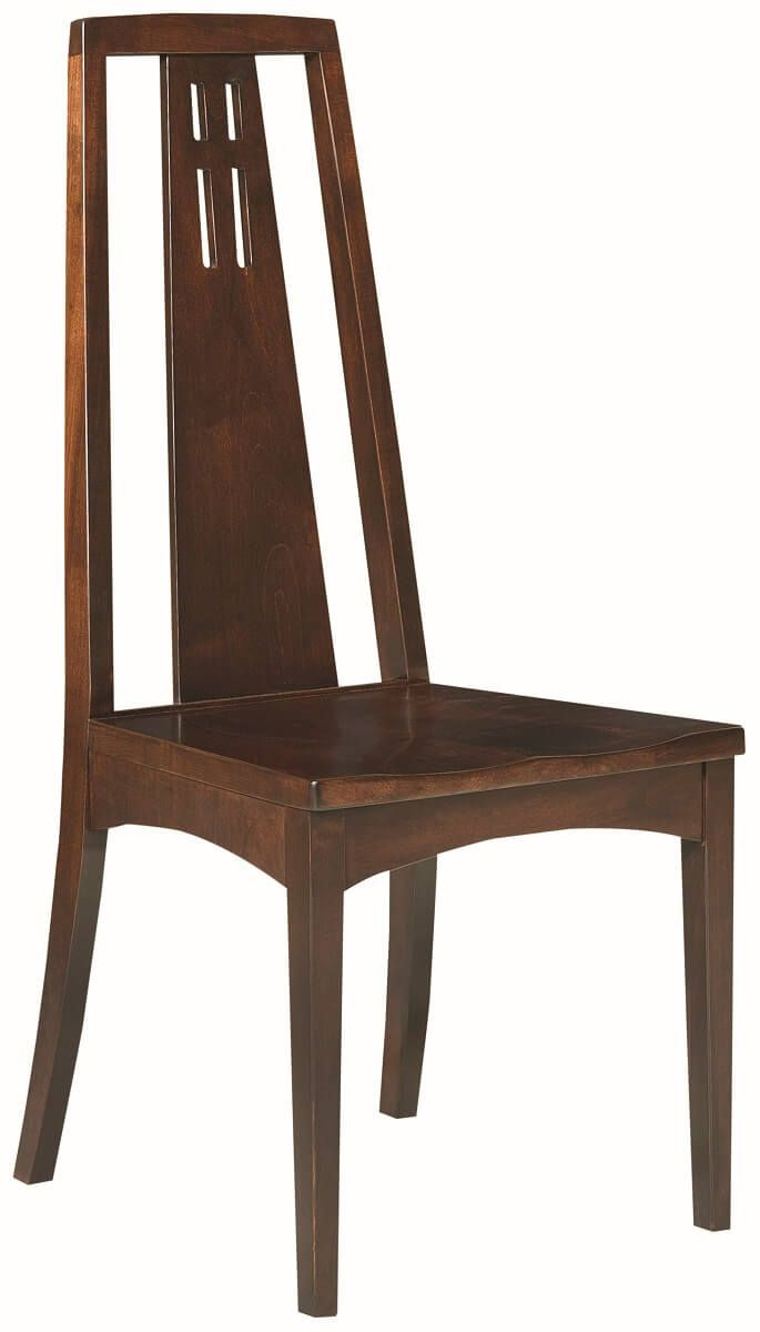 Wooden Craftsman Chair