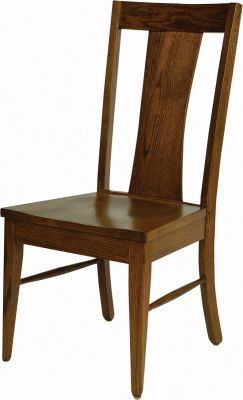 Lucy Solid Wood Side Chair