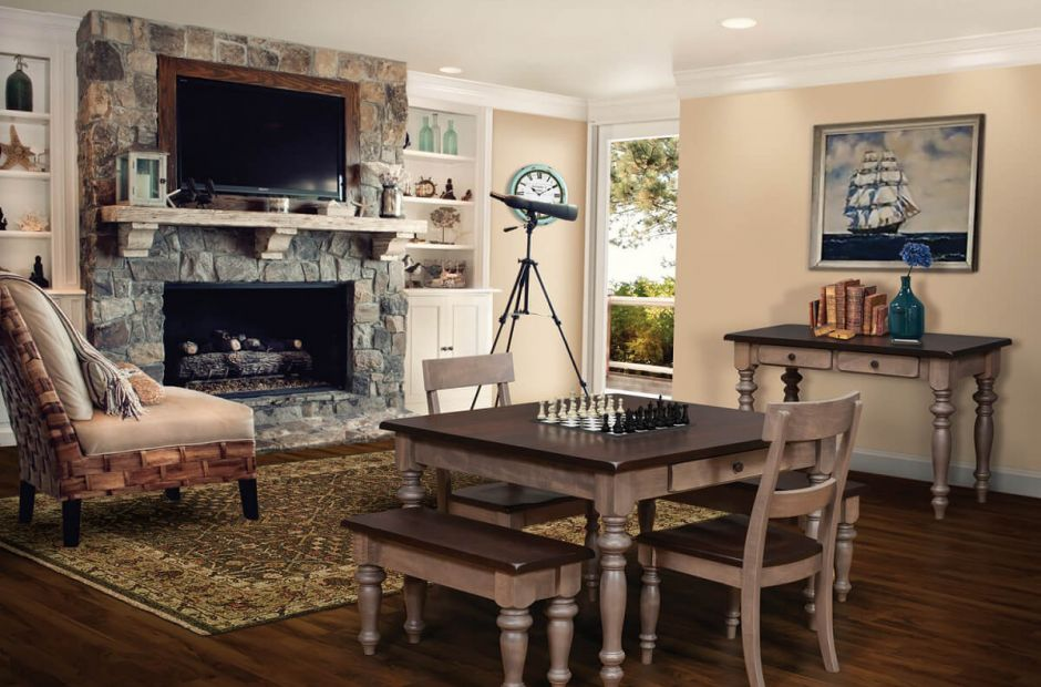 Calligaris Family and Game Room Set image 2