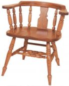 Denmark Low Windsor Slot Chairs