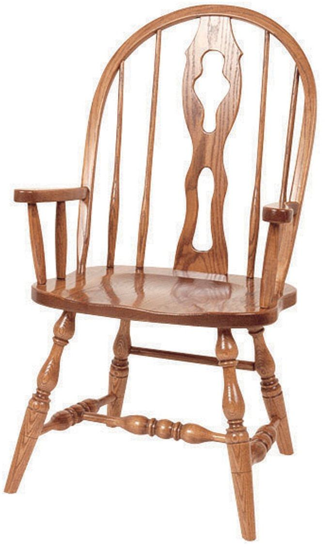 Fiddleback Chairs