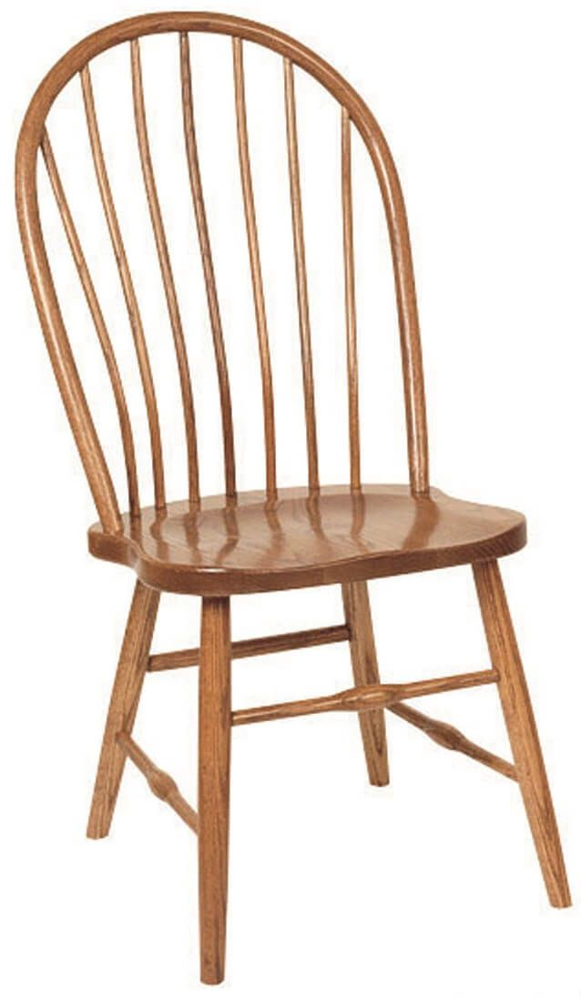 Bow Back Dining Chair