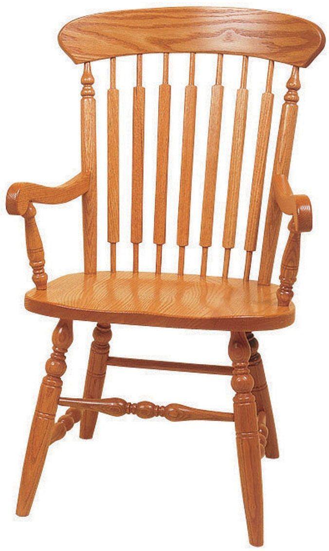 Fisher Kitchen Arm Chair